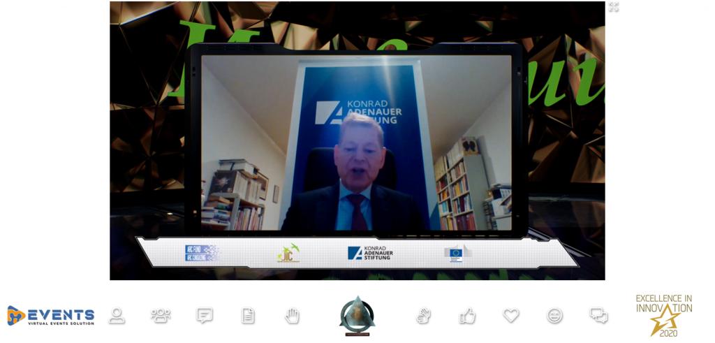 """Торстен Гайслер, Ръководител на Представителството на Фондация """"Конрад Аденауер"""" в България"""